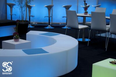 SHOWTECH Berlin - Messe Berlin VIP LOUNGE / Juli 2009