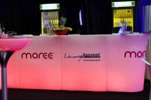 Messestandgestaltung diverser Kunden auf der BEST OF EVENTS 2010 in Dortmund